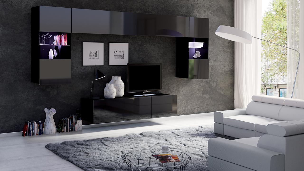 Modern Living Room Furniture CALABRIA 7 - MEBLINE-FURNITURE.CO.UK