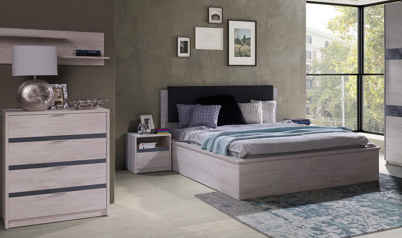 Bedroom Furniture DENVER 16 - MEBLINE-FURNITURE.CO.UK