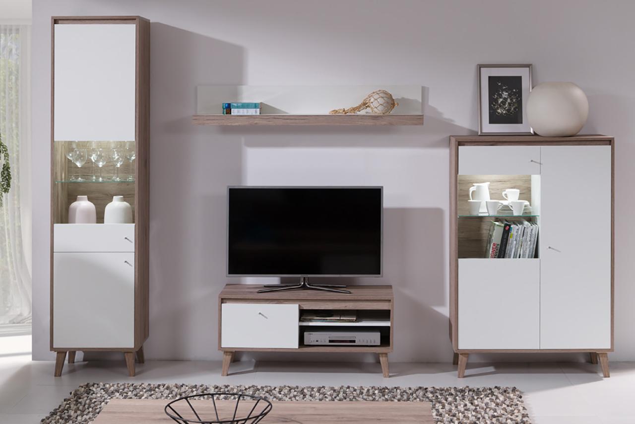 modular system furniture. White Modular System BJORN 3 Furniture