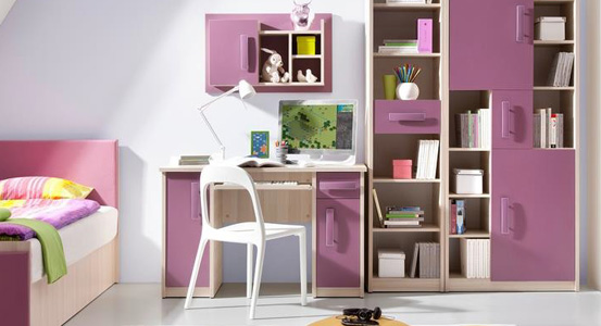 Decorating ideas for children's rooms