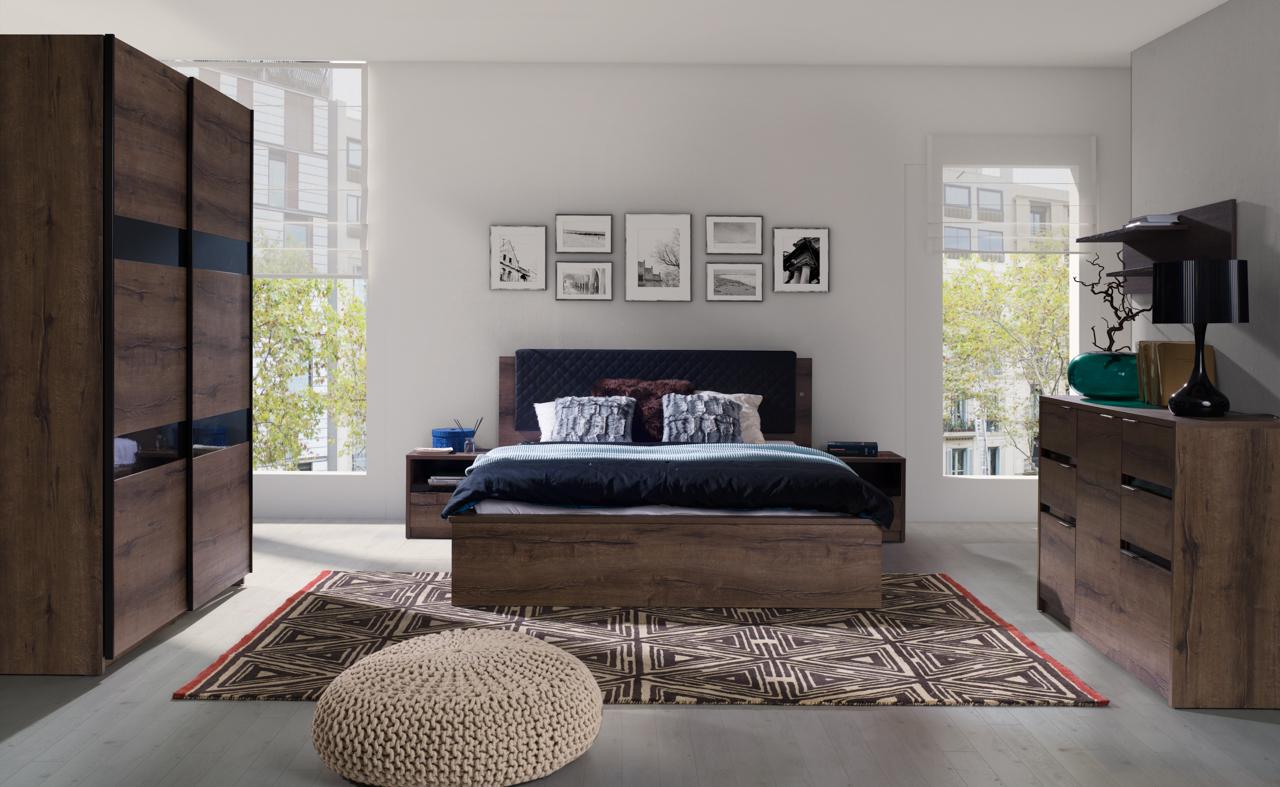 Bedroom Furniture DENVER 6 - FURNITOP.CO.UK