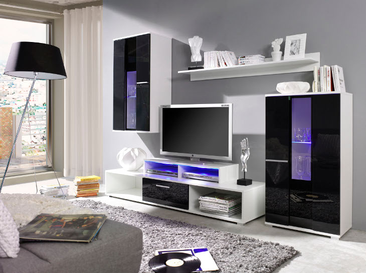 Modern Living Room Furniture Roco 3, Modern Living Room Furniture Sets Uk